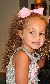 Curly Hair Detangled Cozy S Cuts For Kids