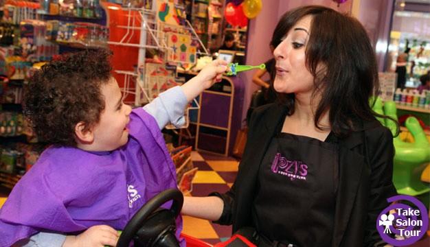 Kids Hair Salon in New York