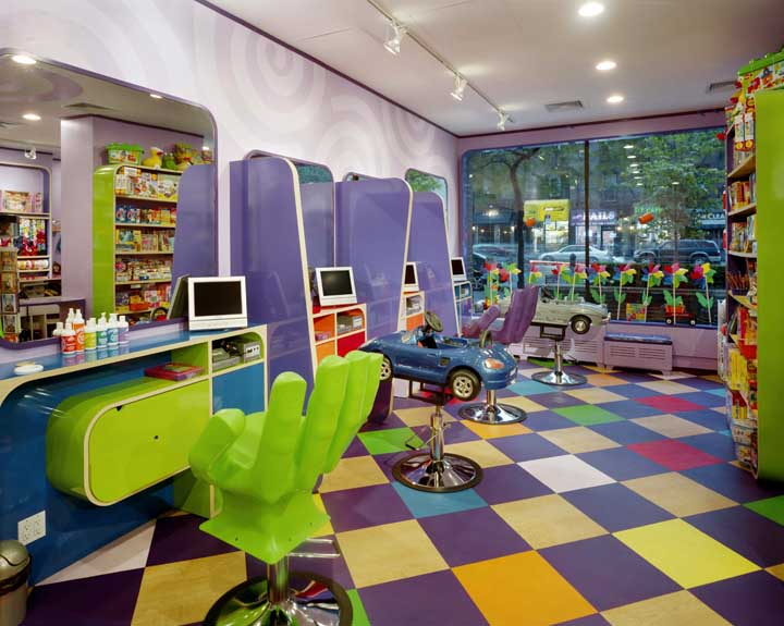 #1 Kids Hair Salon in New York City - Cozy's Cuts for Kids