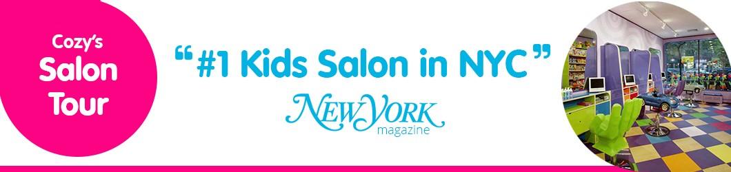 Cozy's Salon Tour in NYC