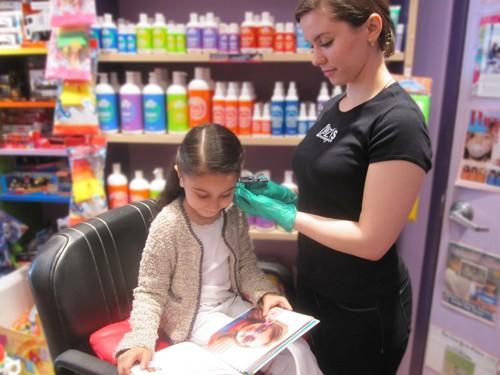 Ear Piercing for Kids in New York