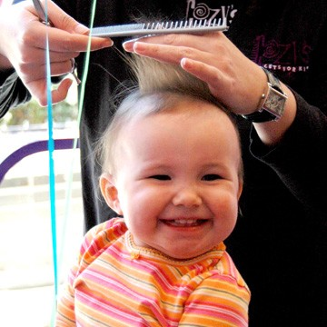 First Haircut Tips - New York