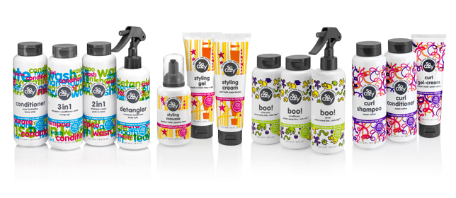 SoCozy Kids Hair Care Products