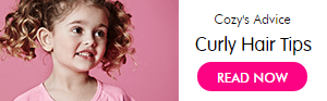 Tackling Your Kid's Curly Hair